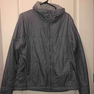 Fleece lined Columbia jacket
